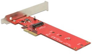 Delock M.2 NGFF - PCIe x4 Interface