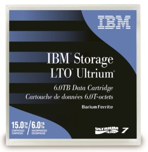 IBM LTO 7 Ultrium Tape