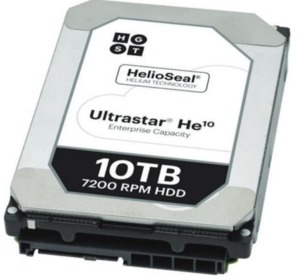 Western Digital DC HC510 10 TB HDD