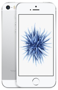 Apple iPhone SE 32 Go, argent