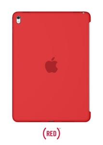 Apple iPad Pro 9.7 Silicone Case red