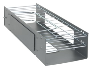 HP 600 Wide Rack Top Cable Tray