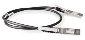 Câble direct attach HPE X242 SFP+, 1 m
