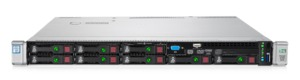 Serv. HPE ProLiant DL360G9 E5-2620v4 TV