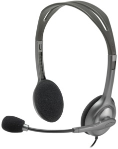 Headset PC Logitech H110