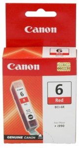 Canon BCI-6R Ink Red