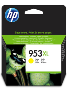 HP 953XL Ink yellow