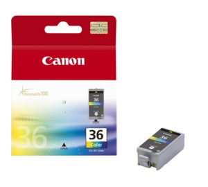 Canon CLI-36 Ink Tri-colour