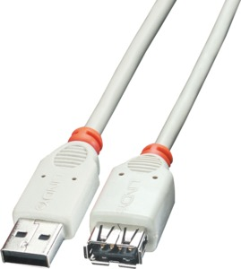Extension USB 2.0 A/m-A/f 2m