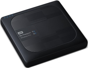 WD My Passport Wireless Pro 2 TB HDD