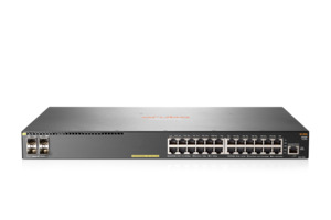 HPE Aruba 2930F 24G PoE+ 4SFP+ Switch