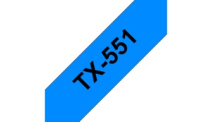 Brother TX-551 Labelling Tape