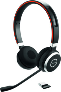 Micro-casque Jabra Evolve 65 UC duo