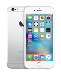 Apple iPhone 6s , 32 GB, plata