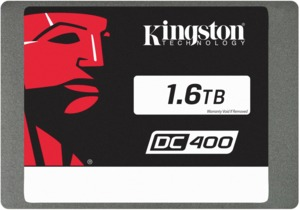 Kingston DC400 1.6TB SSD