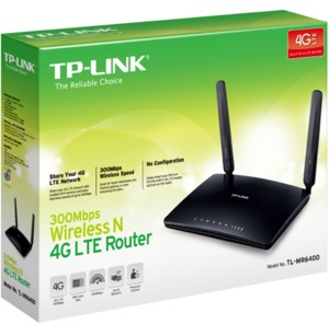TP-LINK TL-MR6400 4G/LTE WLAN Router