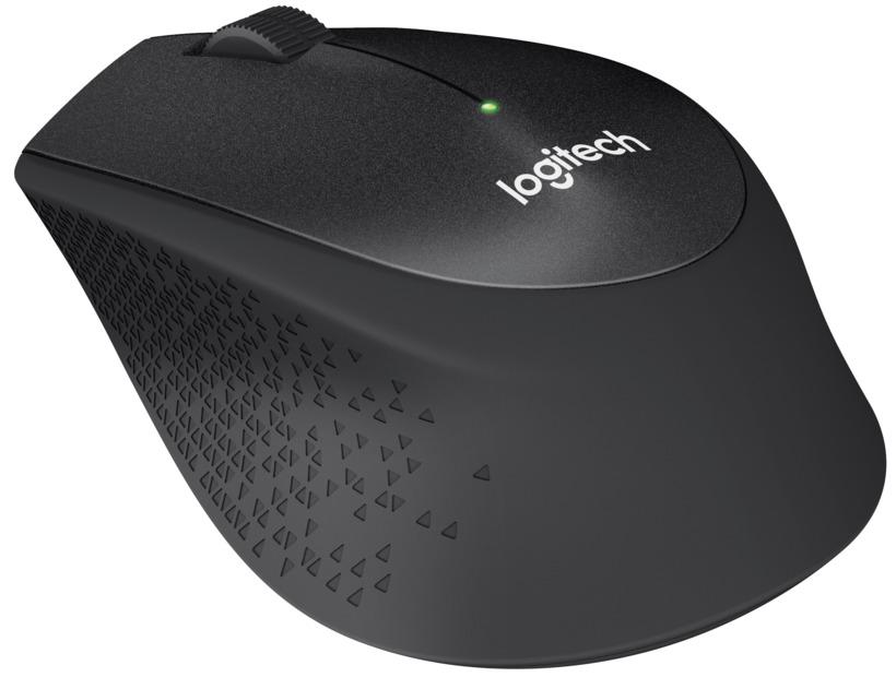 f8a7890b8ed Buy Logitech B330 Silent Plus Mouse black (910-004913)