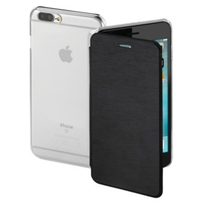 Hama iPhone 7 Plus Booklet Clear Tasche