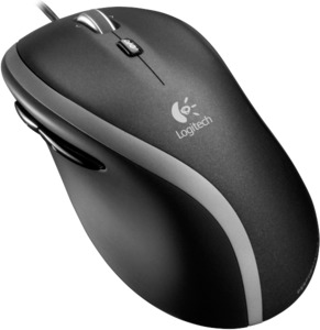 Logitech M500 Mouse Clamshell