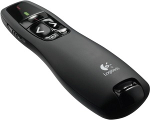 Logitech R400 Wireless Presenter