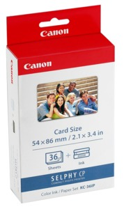 Canon KC-36IP Photo Paper + Ink