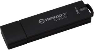 Kingston IronKey D 300 32 GB USB Stick