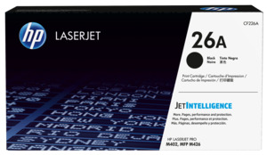 HP 26A Toner Black