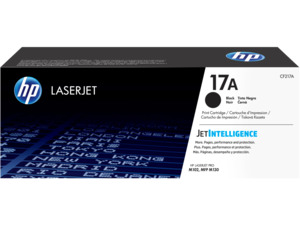 HP 17A Toner black
