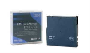 IBM LTO 3 Ultrium Tape