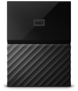 WD My Passport 3TB Hard Drive