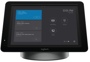 Console commande AV Logitech Smart Dock