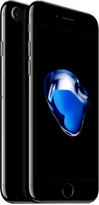 Apple iPhone 7, 32 Go, noir de jais