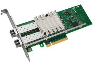 Intel X520-SR2 10 GbE Server Adapter