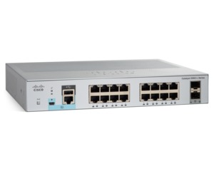 Cisco Catalyst C2960L-16TS-LL switch