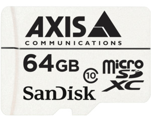 AXIS Surveillance microSDXC Card 64GB