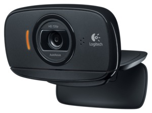 Logitech B525 HD Webcam for Business