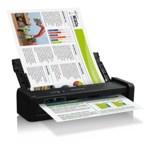 Escáner Epson WorkForce DS-360W