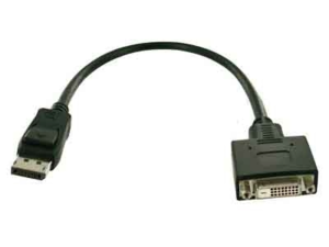 Fujitsu Display Port /DVI Adapter Kabel