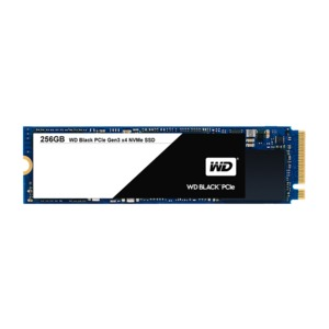 WD Black M.2 2280 256 GB SSD