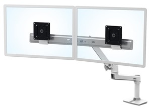 Ergotron LX Dual Direct Arm for Desk