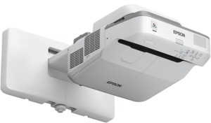 Epson EB-685W Ultra-short-throw Project.