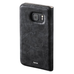 Hama Galaxy S7 Booklet Case schwarz