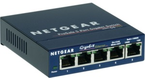 Switch NETGEAR ProSAFE GS105