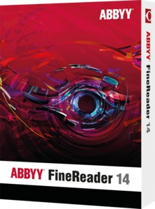 ABBYY FineReader 14 Standard 1 User License