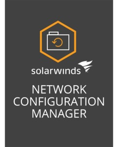 SolarWinds Network Configuration Manager DL50 (bis zu 50 Nodes) - Lizenz 12 Monate Maintenance