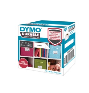 Etikety Dymo LW Durable 25 x 54 mm