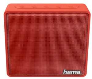 Hama Pocket Speaker Red