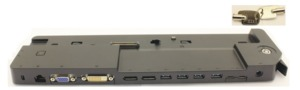 Fujitsu key lock Dockingstation