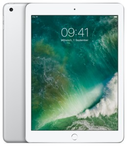 Apple iPad WiFi 32 GB argento