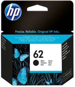 HP 62 Ink Black
